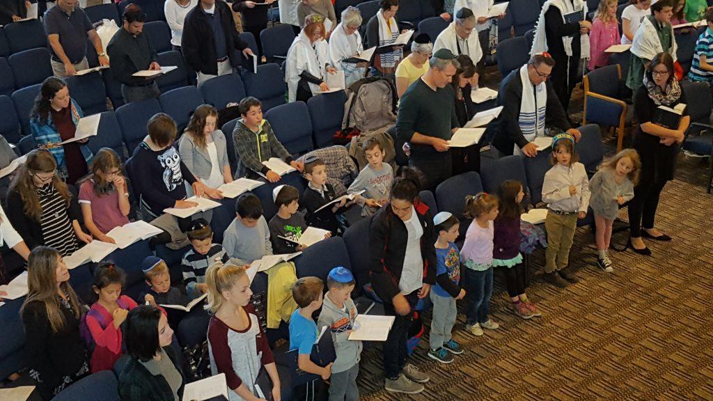 Temple B'nai Tikvah Shabbat School
